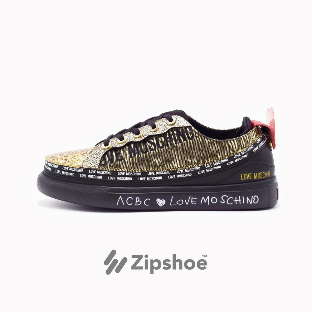 LoveMoschino Sneaker Gold