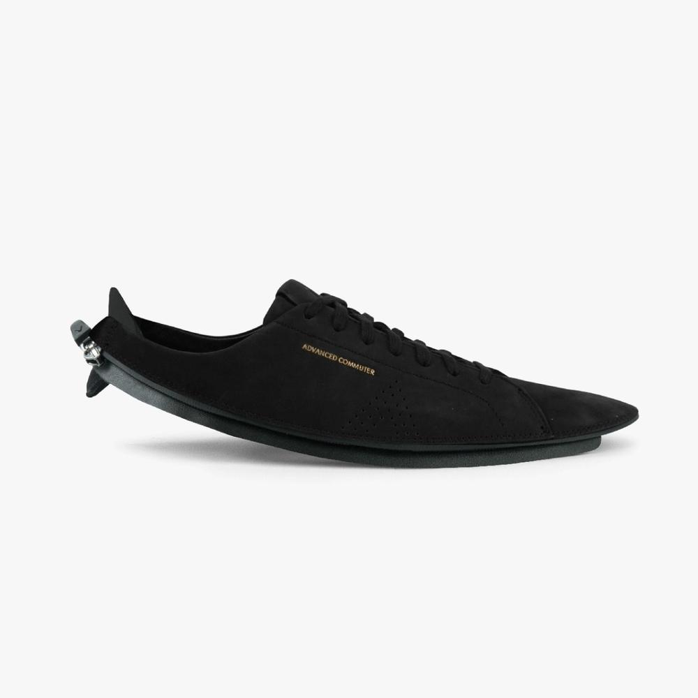 Skin Sneaker Black Nubuck