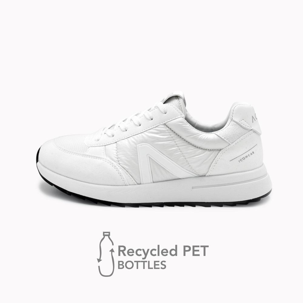 ACBC Ecowear White