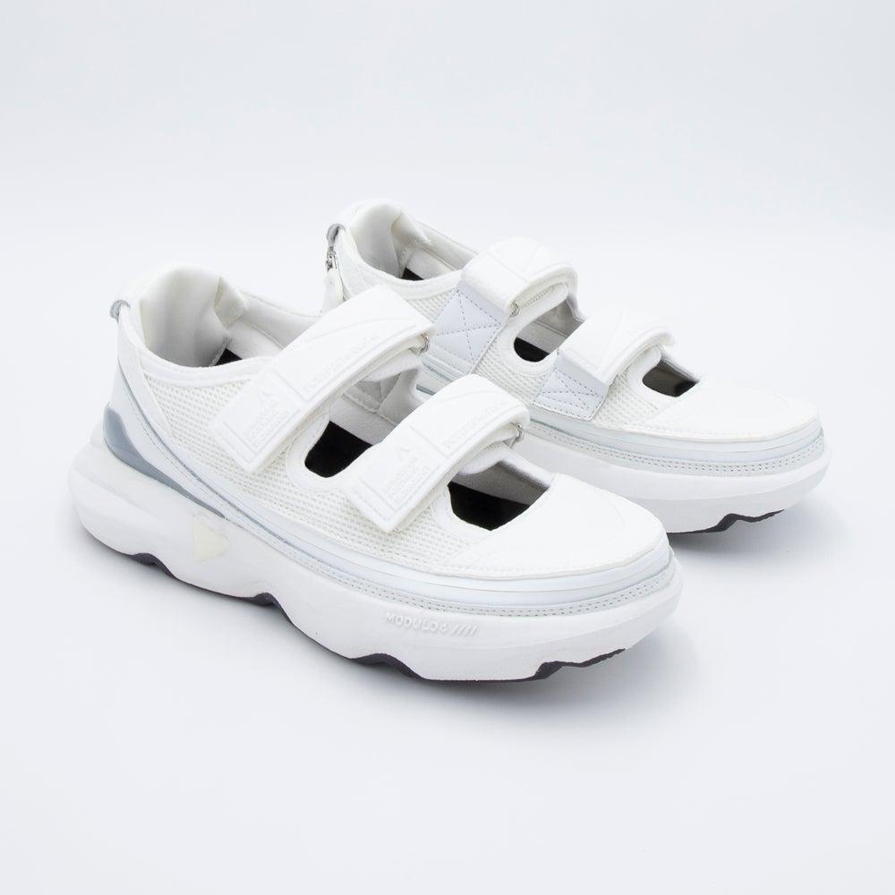 Suola Modulo 4 White + Skin Sandal White