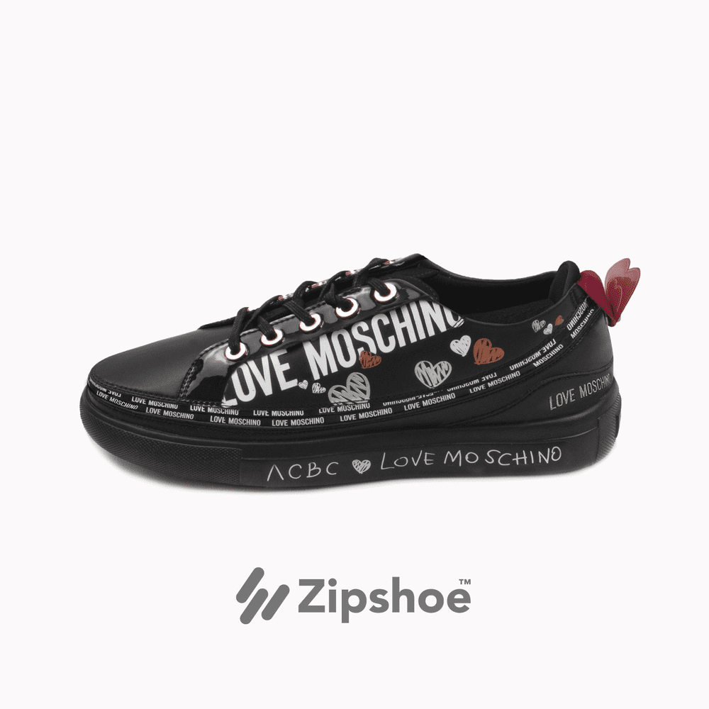 LoveMoschino Sneaker Black