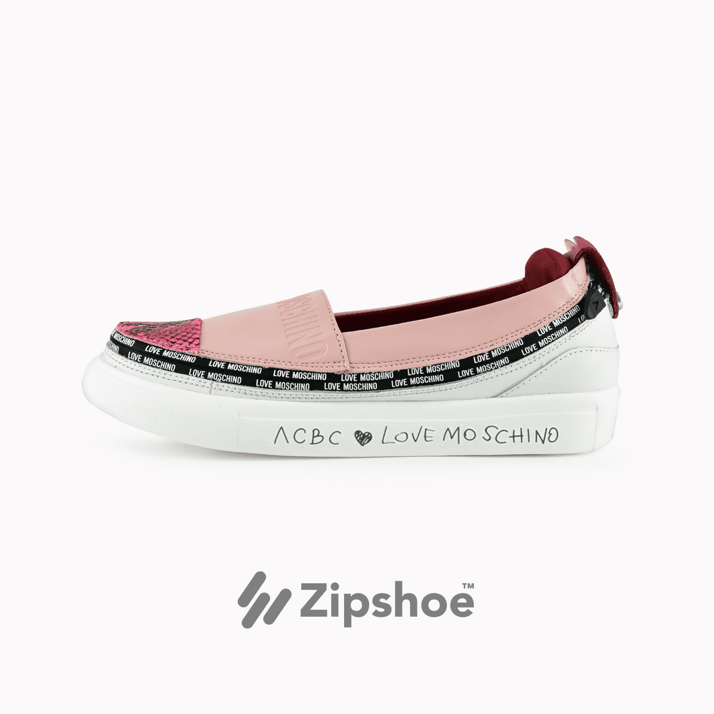 LoveMoschino Espadrilla Pink