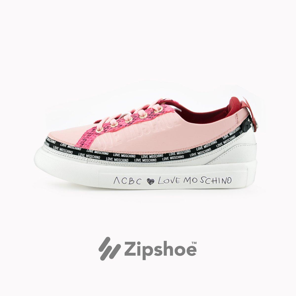 LoveMoschino Sneaker Pink
