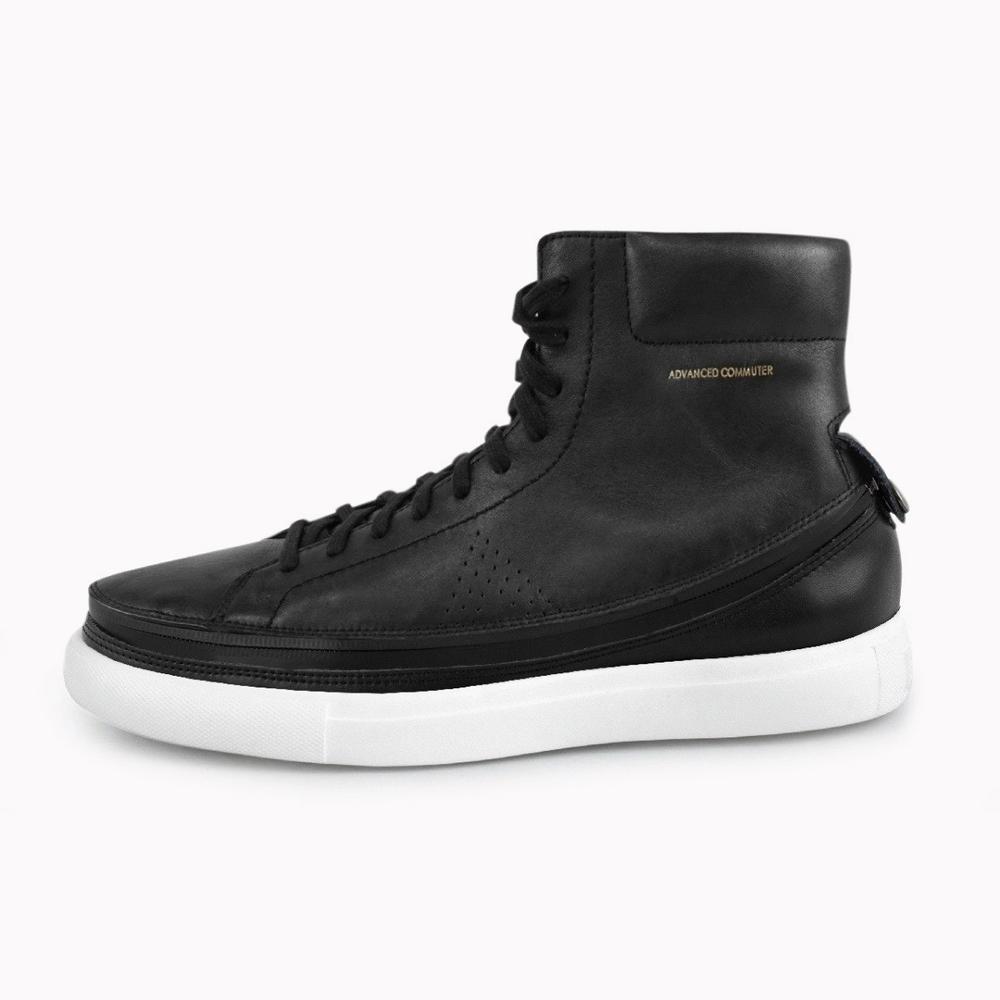 Urban Bianca-Nera + Sneaker High Nera