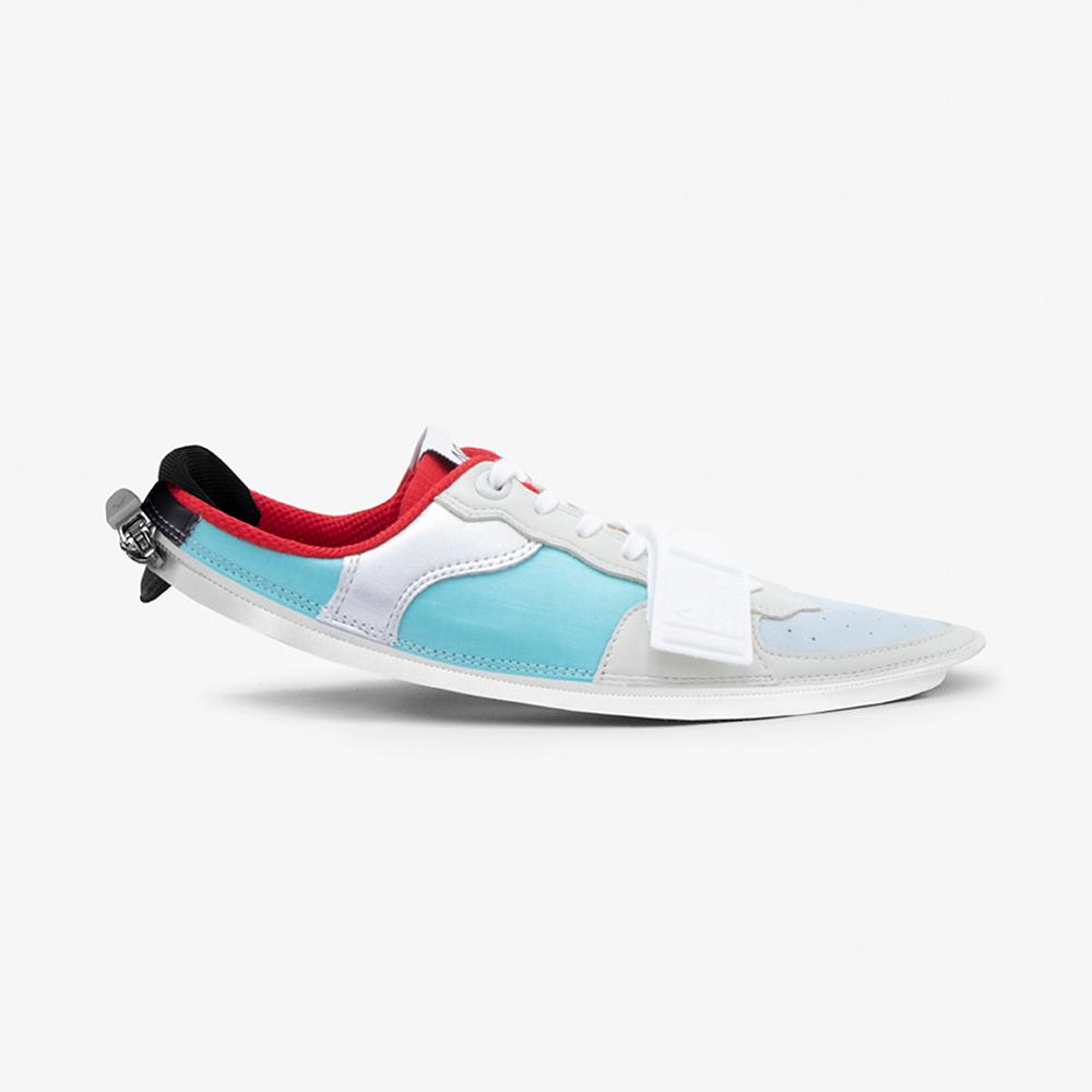Skin Ultra BABY BLUE&RED WITH STRAP RED