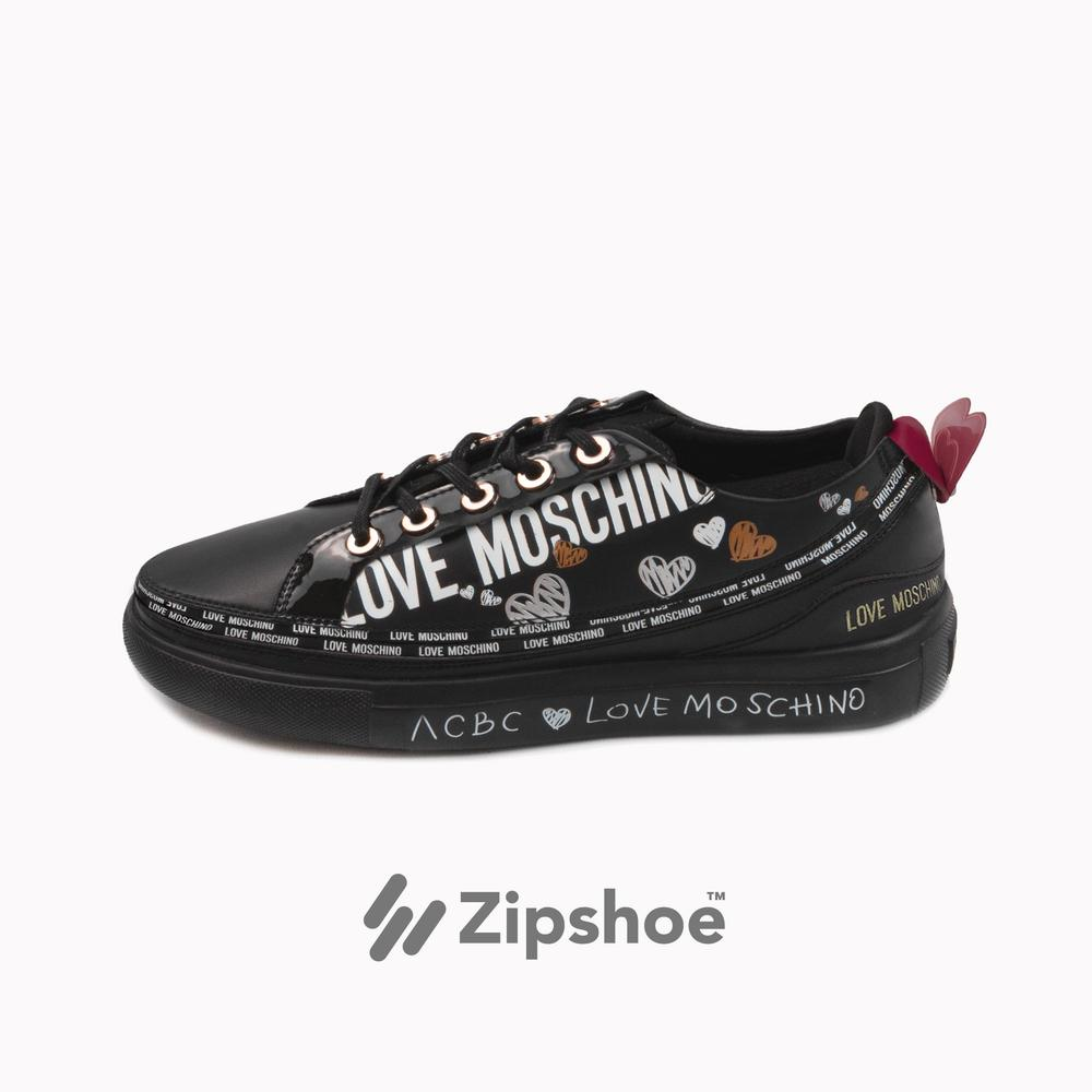 LoveMoschino Sneaker Black