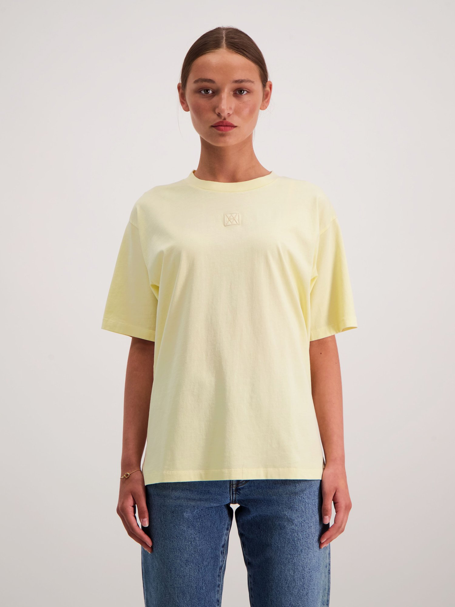 Hanna - Pale Yellow