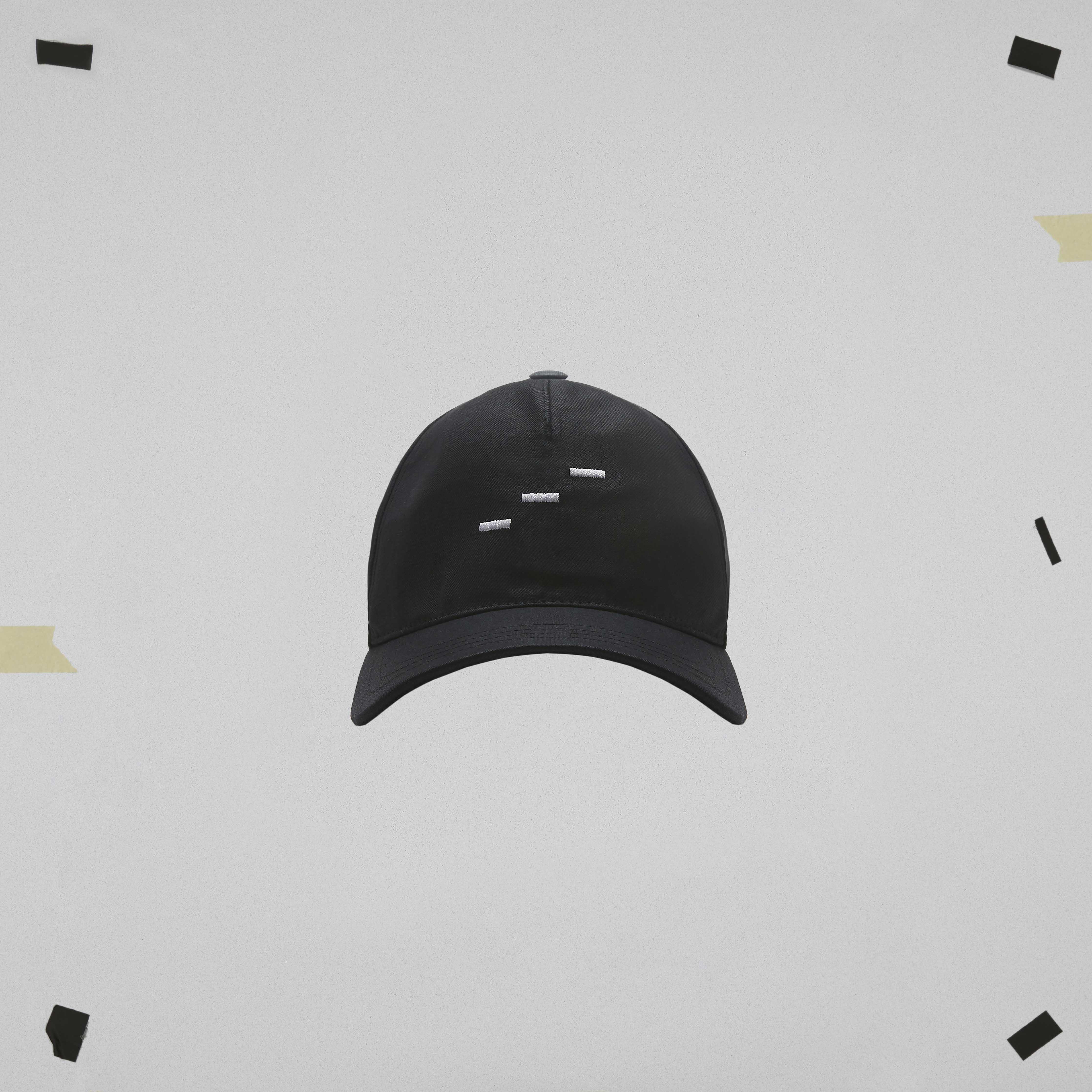 HYPHENS BASEBALL CAP