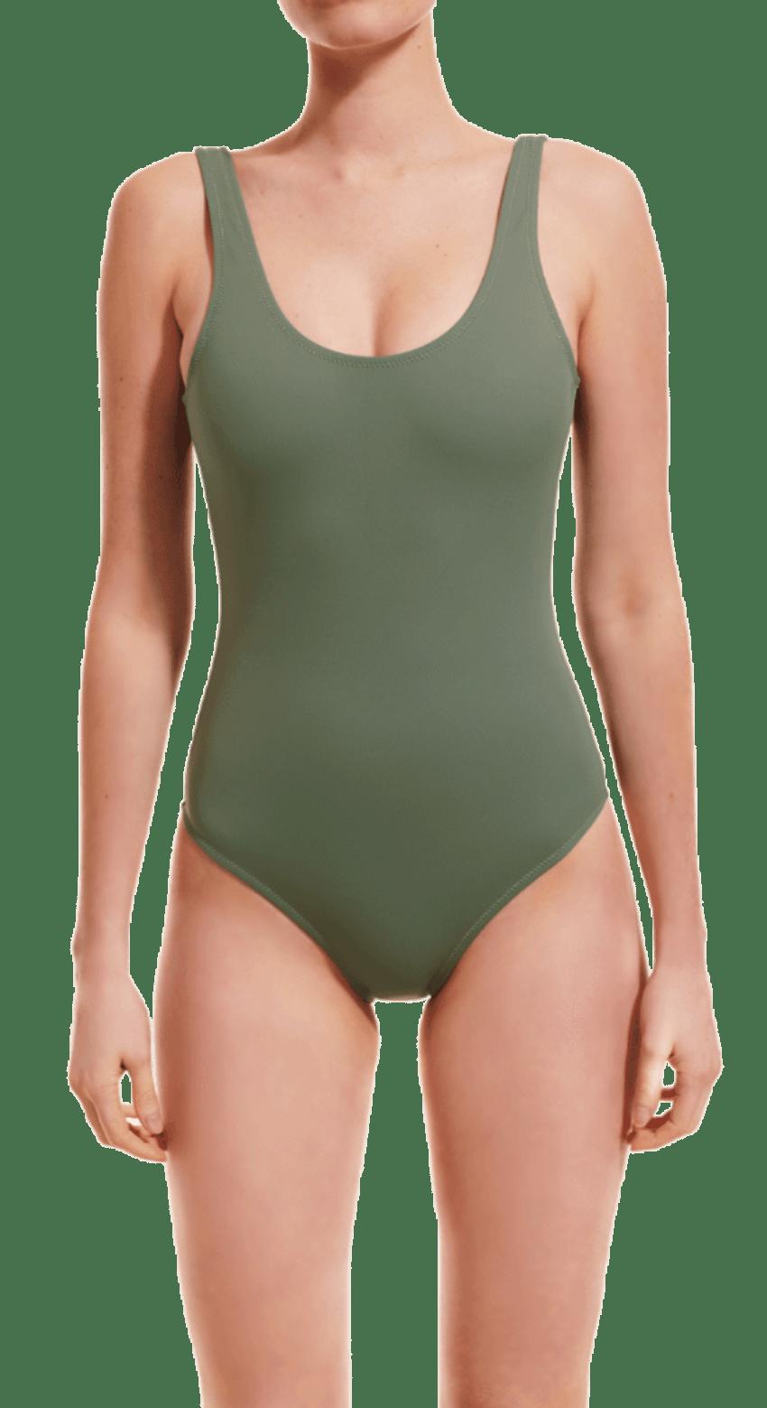 Classic bathing suit