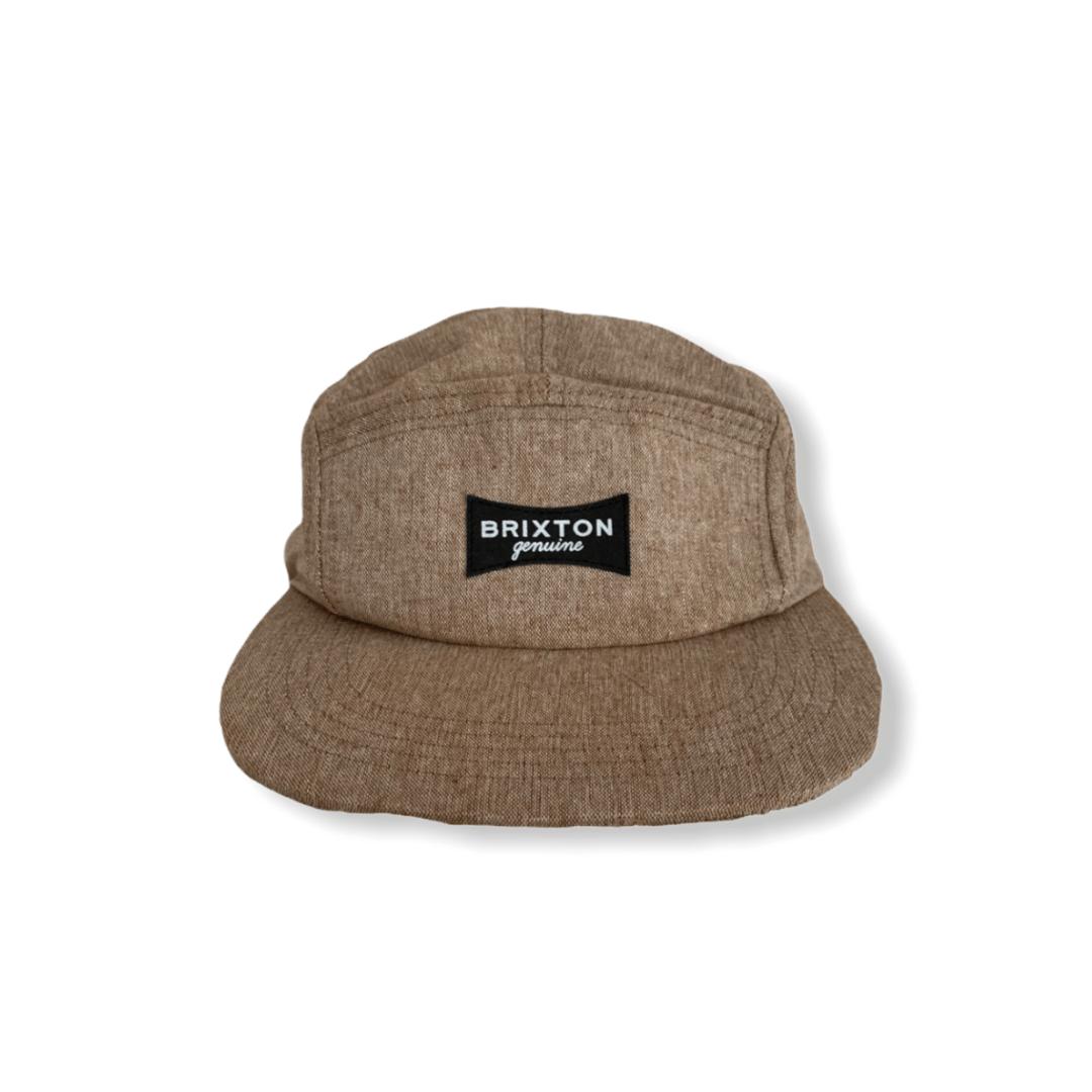 BRIXTON HAT brown
