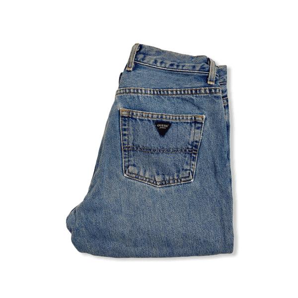 GUESS vintage jeans blue S