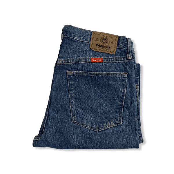 WRANGLER blue jeans L