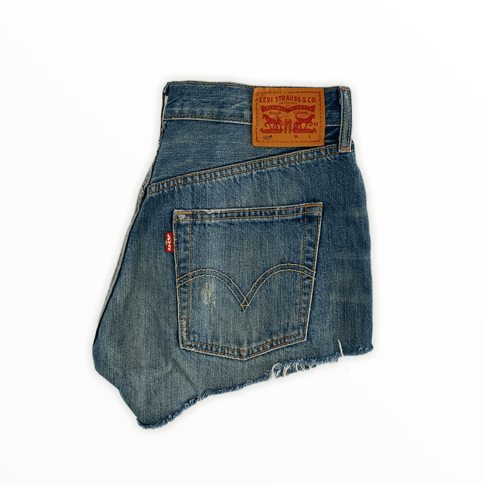 LEVIS 501 shorts XS