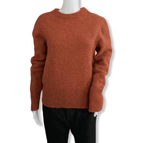 ACNE STUDIOS knitted sweater S