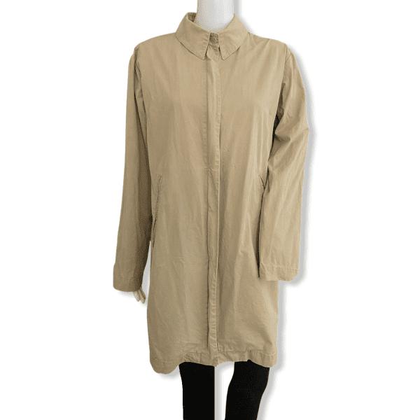 MONCLER trench coat L
