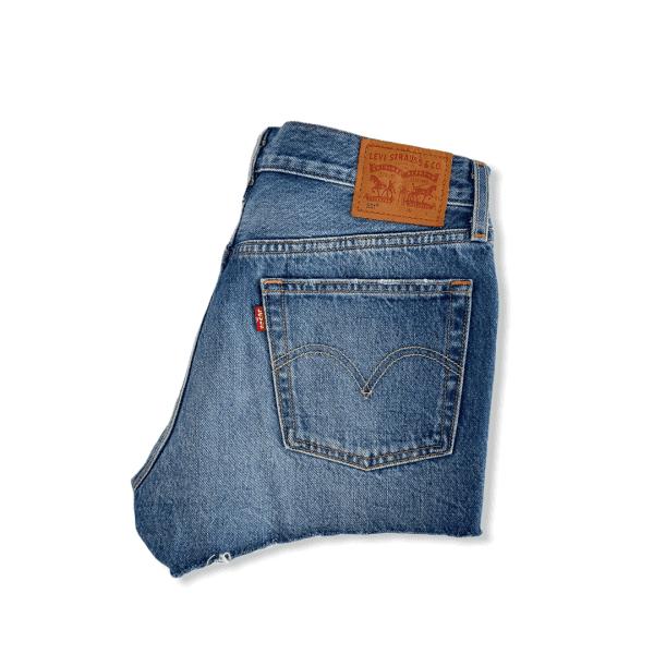 LEVIS 501 shorts blue S