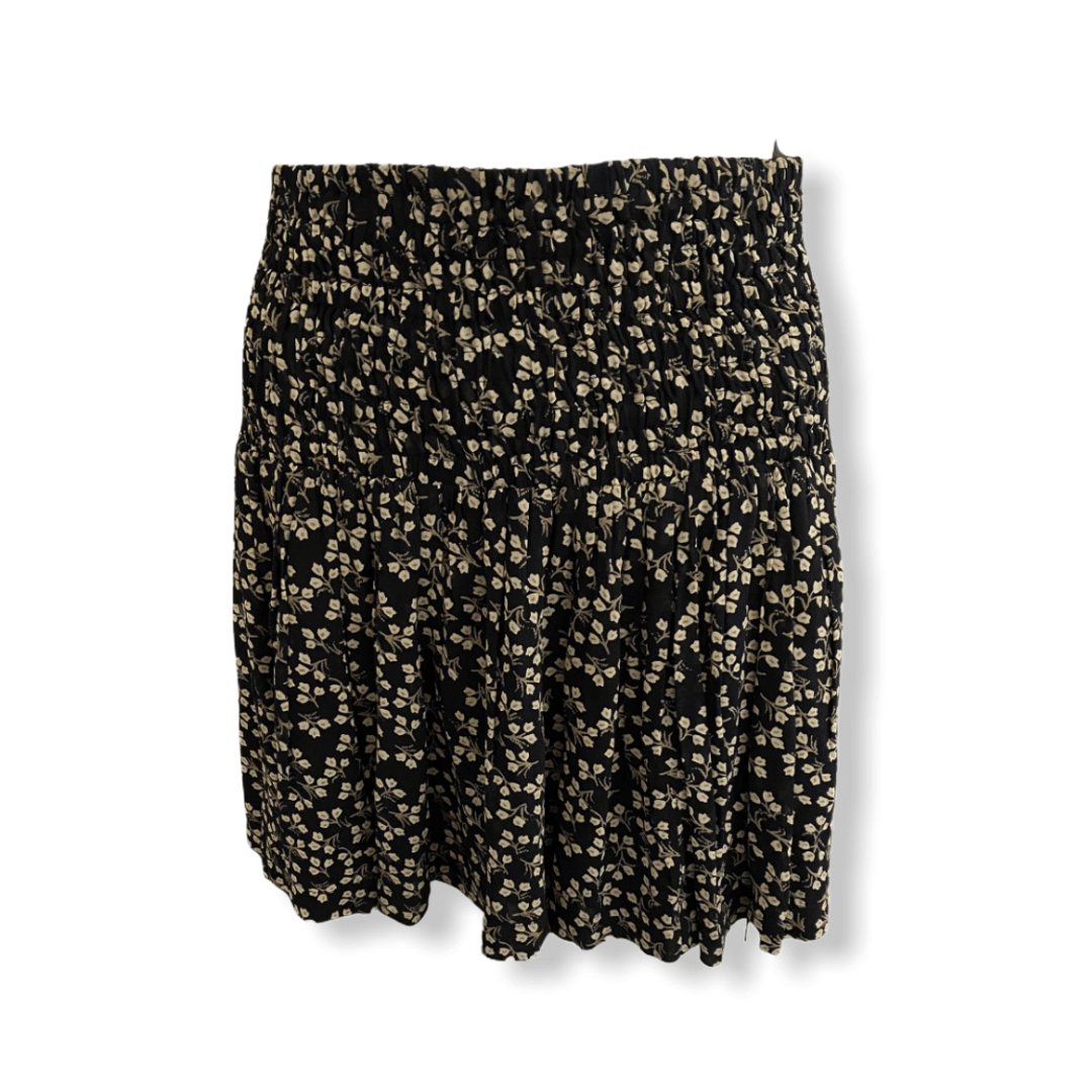 GANNI floral skirt S