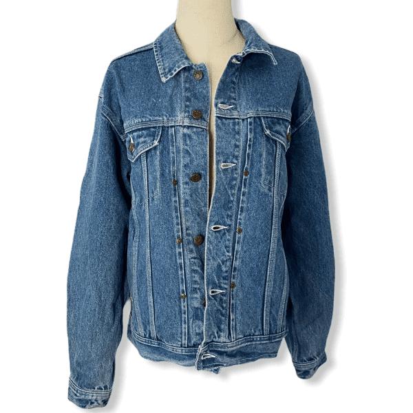 VINTAGE denim jacket M