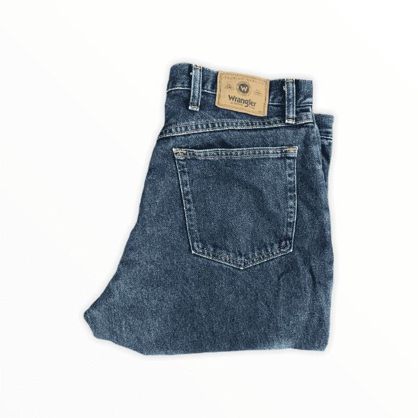 WRANGLER blue jeans XL