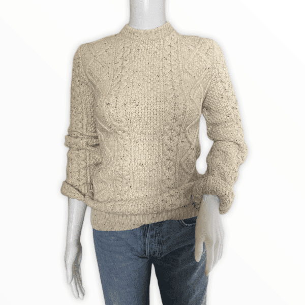 LEVIS cable knit sweater