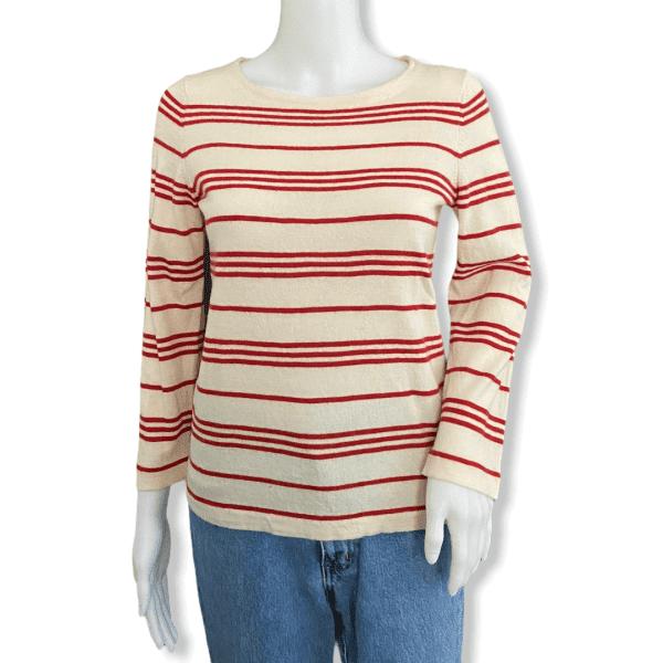 A.P.C. striped sweater S