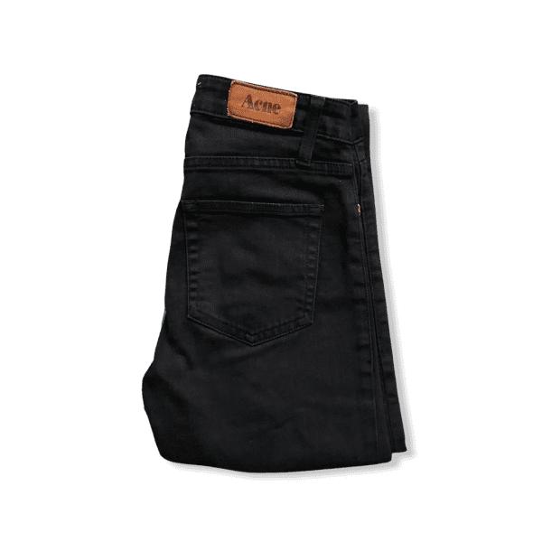 ACNE black jeans XS