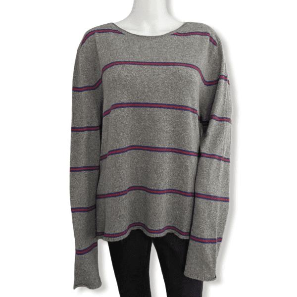 REFORMATION grey sweater L