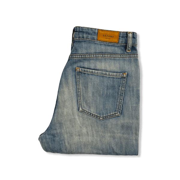 SEZANE light blue jeans M/L