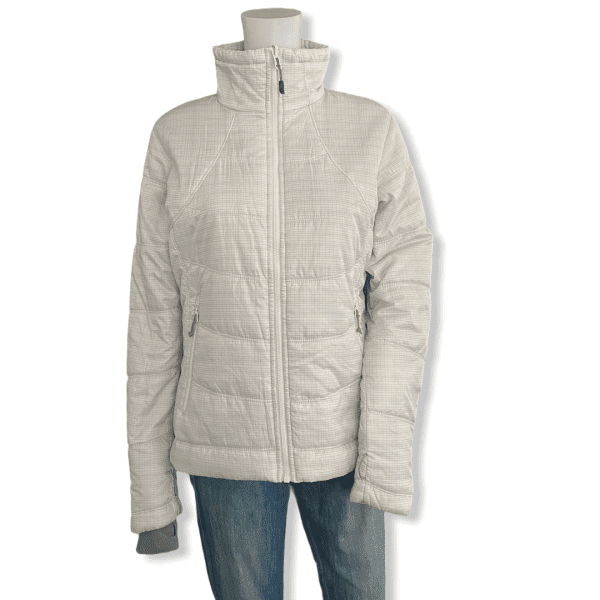 COLUMBIA Thermic Puffer White M