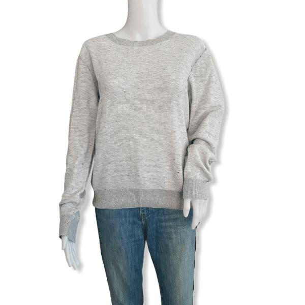 SANDRO grey sweater S