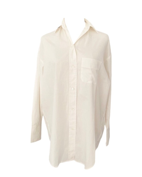 VINCE white shirt M