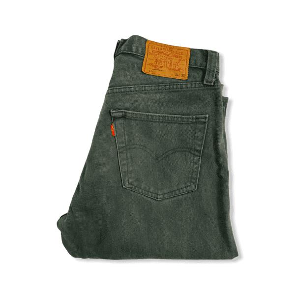 LEVIS 501 green M