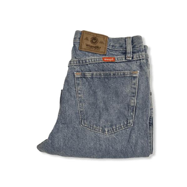 WRANGLER vintage blue jeans M