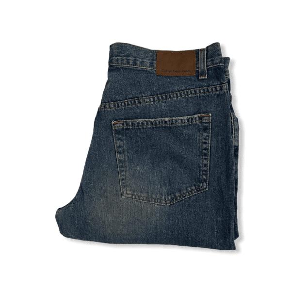 CALVIN KLEIN dark blue jeans XL