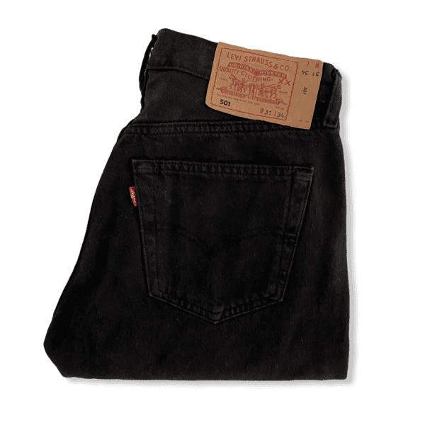 LEVIS jeans black/dark grey M