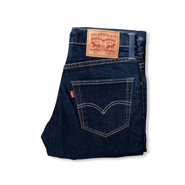 LEVIS 511 jeans dark blue S