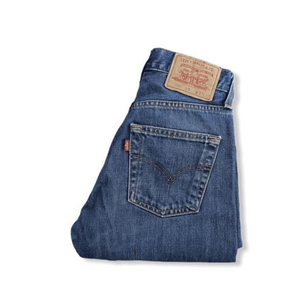 LEVIS 505 dark blue jeans XS