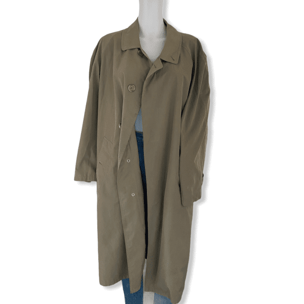 BURBERRY Trench Green XL