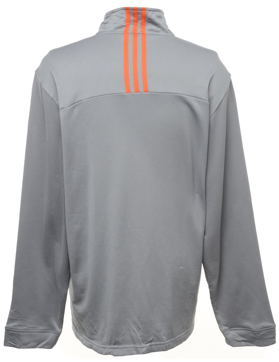 Adidas Original 2000s Adidas Printed Sweatshirt - XL