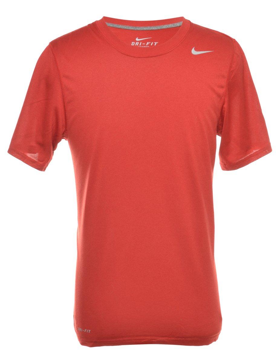 2000s Nike Plain T-shirt - S