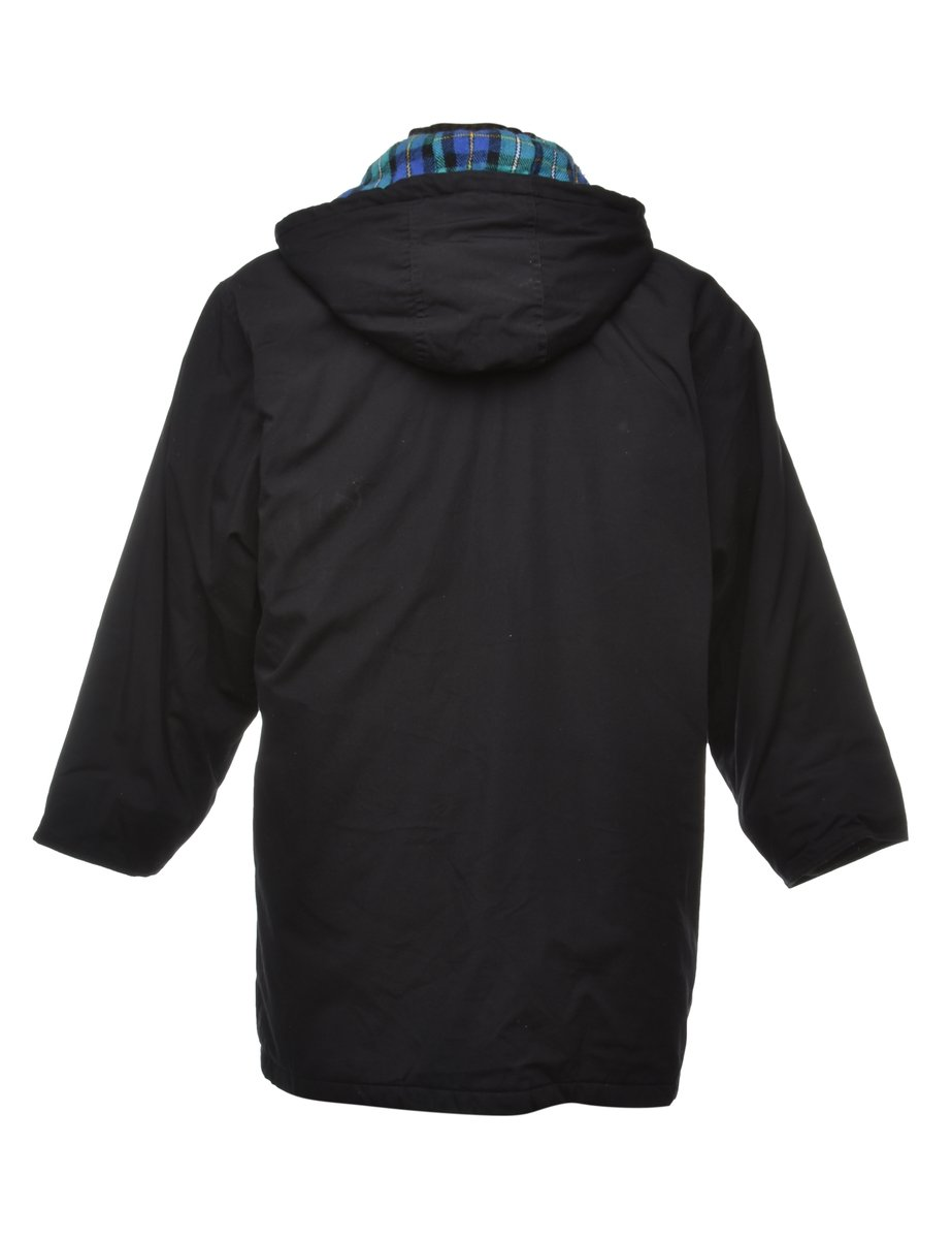 1990s Hooded Jacket - L