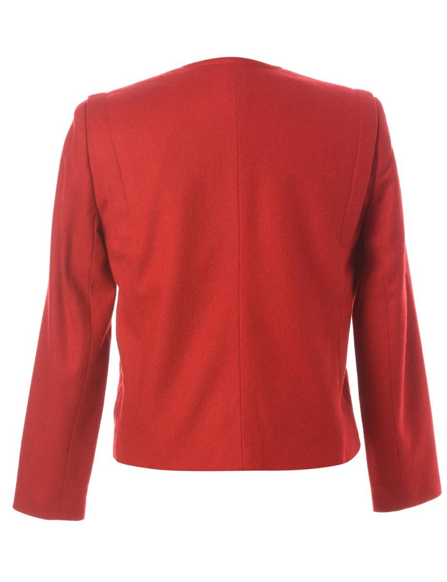 Beyond Retro 1990s Button Front Jacket - S