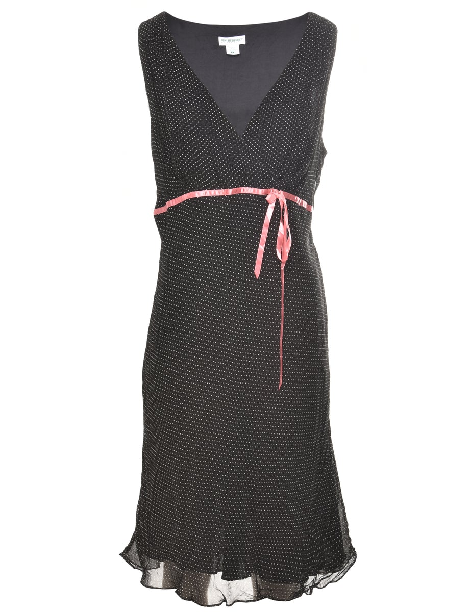 2000s Sleeveless Dress - L