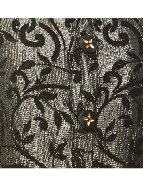 Beyond Retro 1980s Floral Evening Jacket - M