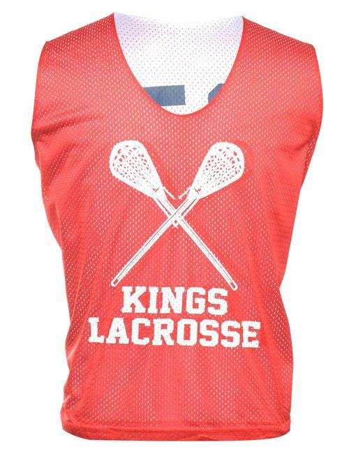 1990s Mesh Kings Lacrosse Vest - L