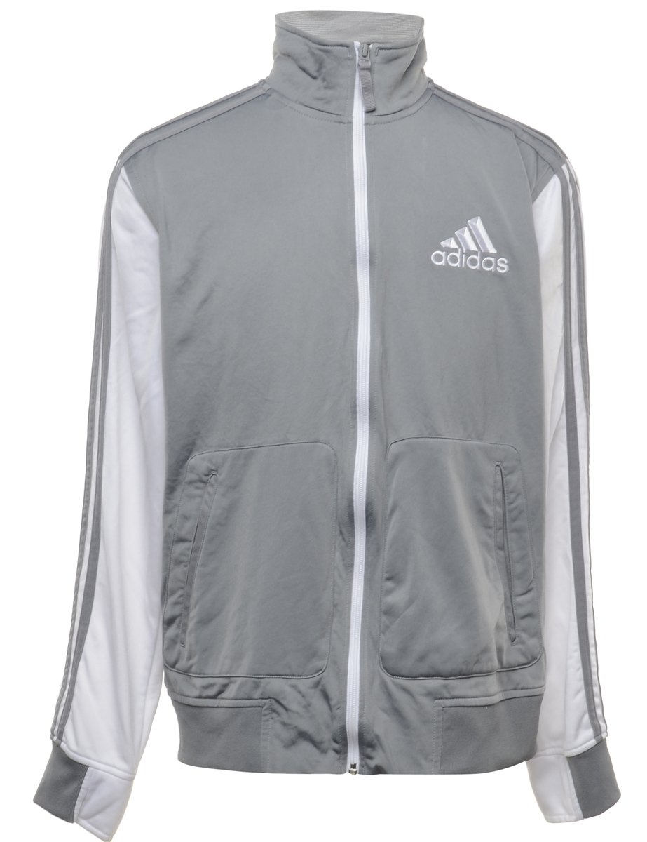2000s Adidas Track Top - S