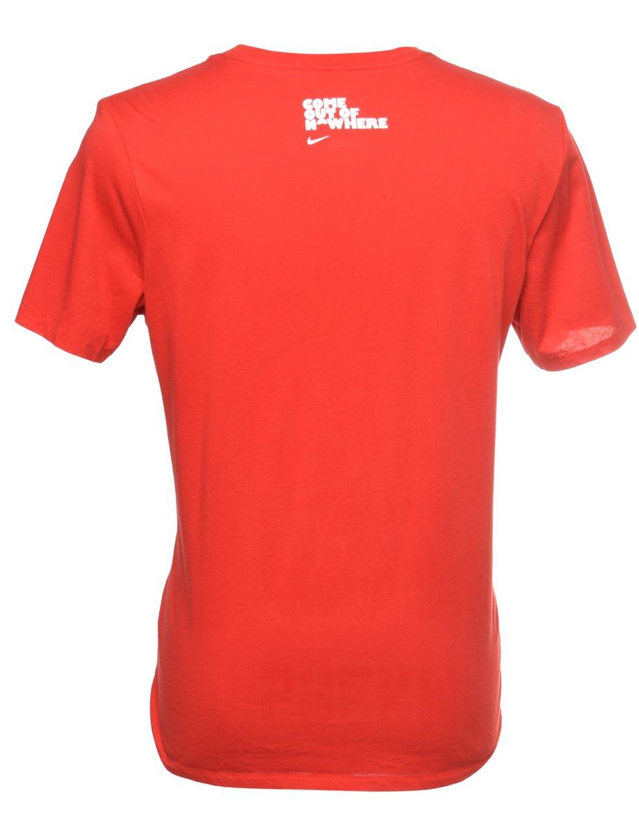 1990s Nike YRHS Sports T-shirt - XL