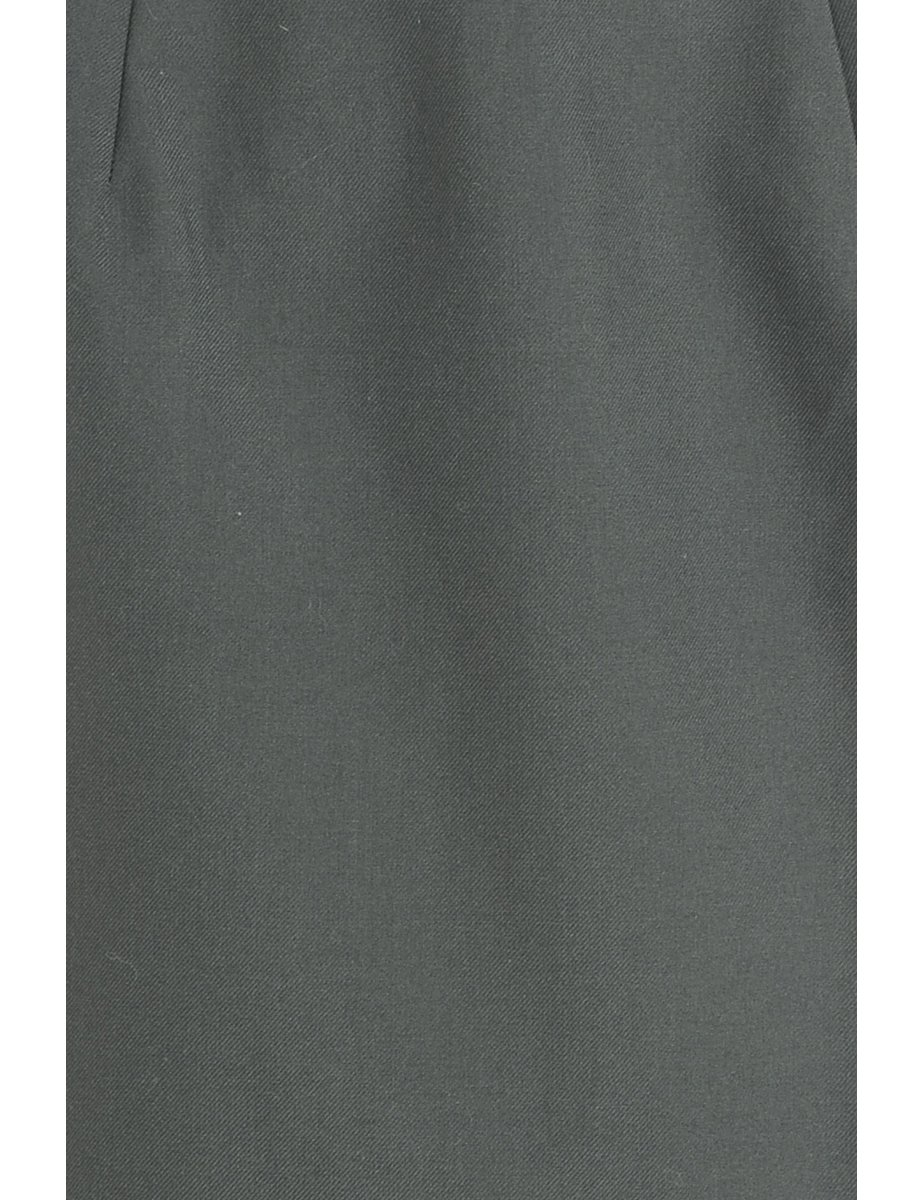 1990s Olive Green Pencil Skirt - M