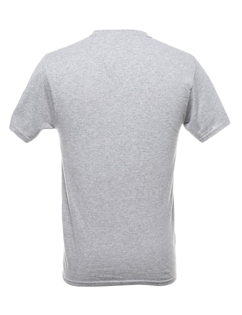 Beyond Retro 2000s Oakwood Printed T-shirt - S