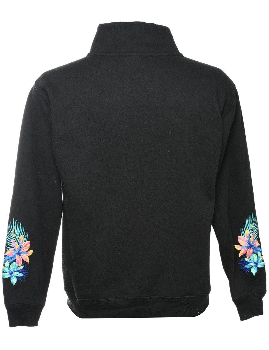 Beyond Retro 2000s Pink Printed Sweatshirt - M